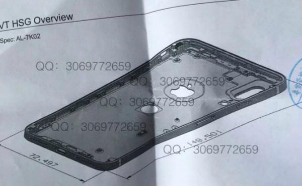 В Сеть попали чертежи iPhone 8 от проверенного инсайдера