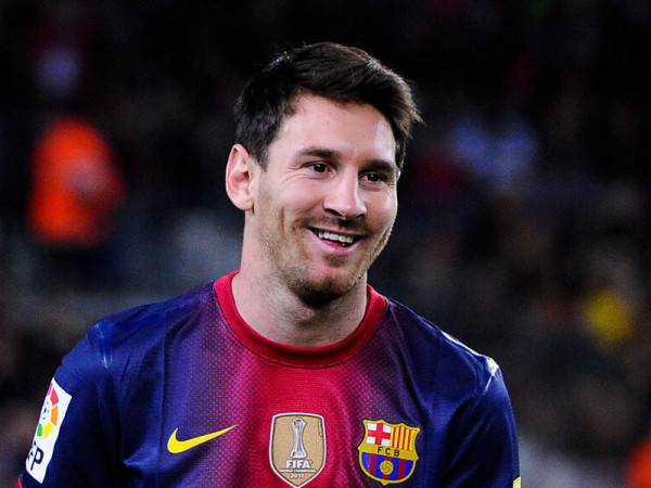 Лионель Месси забил свой 500-й гол за «Барселону»