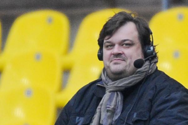 Спортивный комментатор Уткин создает свой футбольный клуб