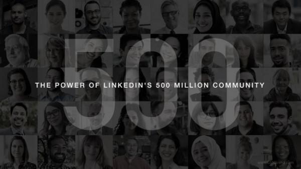 База пользователей Linkedin превысила 500 миллионов человек