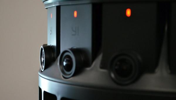 Google презентовала новую камеру 360 Yi Halo