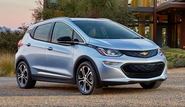 Chevrolet Bolt помог американцам сэкономить 663 000 литров бензина