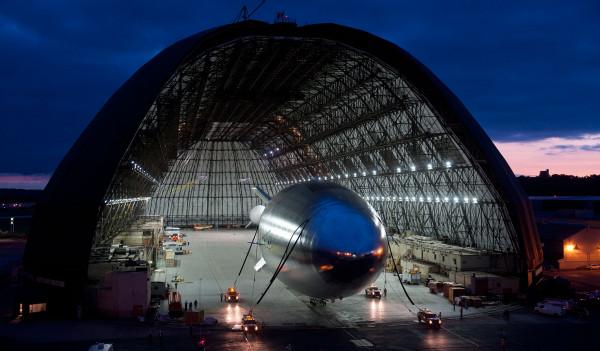 Соучредитель Google Сергей Брин тайно строит летающий корабль
