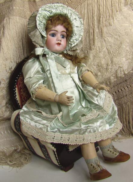 В Барнауле откроется выставка винтажных кукол