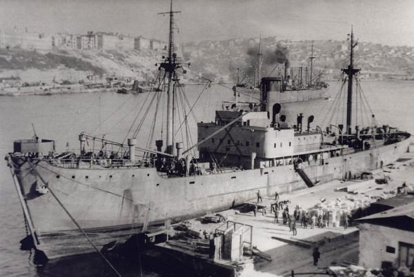 В Крыму обнаружили затонувший во время Второй мировой нацистский паром