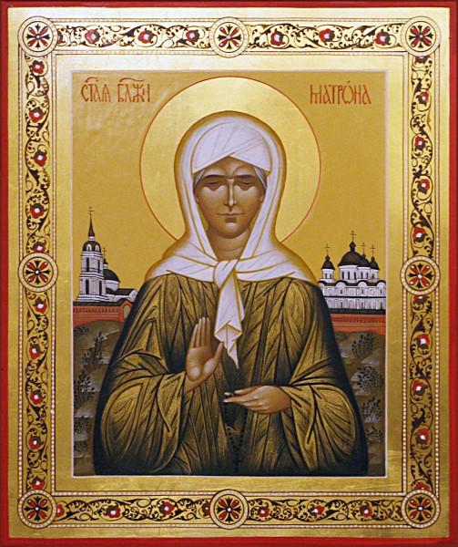 Мощи Матроны Московской прибыли в Михайловск на Ставрополье