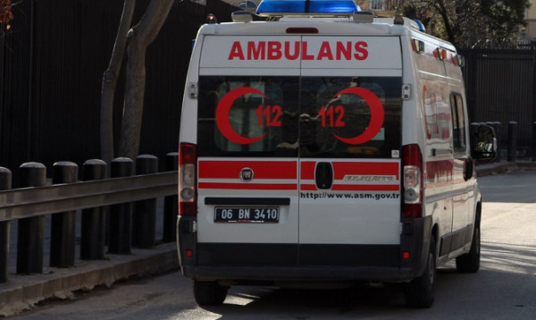 В Стамбуле произошел взрыв в микроавтобусе со студентами