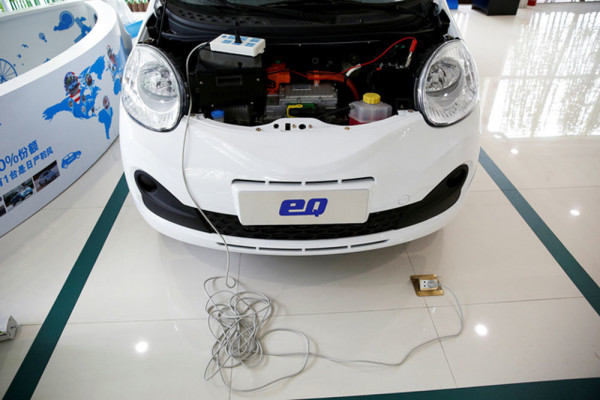 Китай выделил 6,15 млрд юаней на строительство заводов, выпускающих электромобили