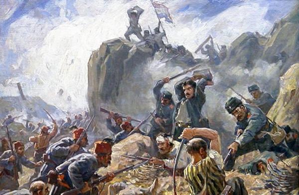 Турецкие строители нашли гроб с останками русского генерала