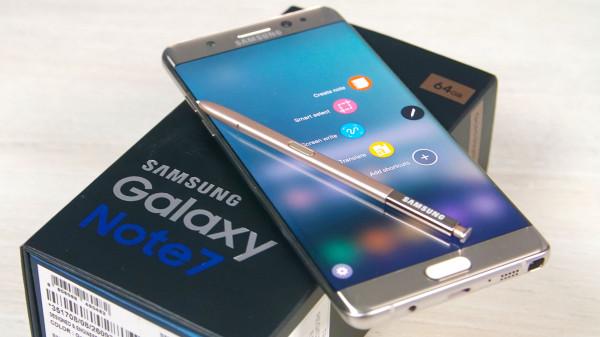 Старт продаж обновленной версии Samsung Galaxy Note 7 запланирован на июнь