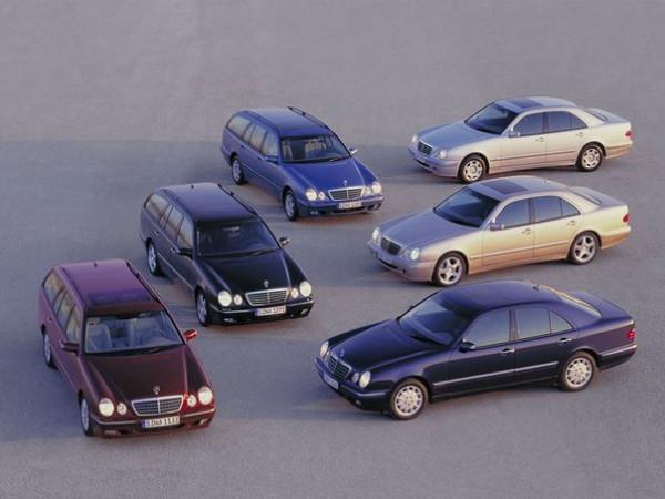 Mercedes возглавляет рынок подержанных автомобилей в Москве и Подмосковье