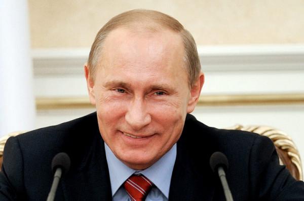 Путин в шутку призвал Медведева заняться воспитанием Мединского
