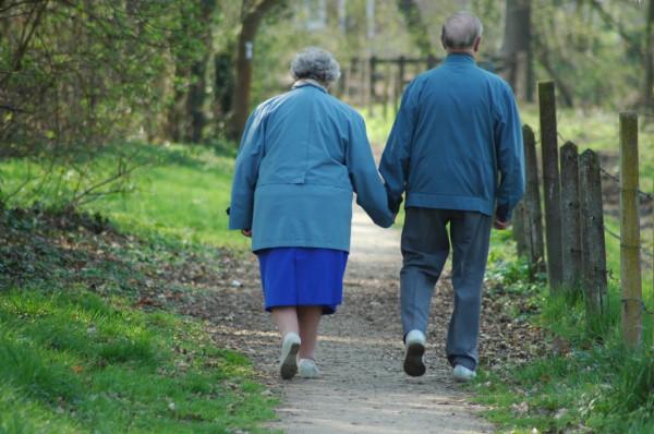 В США супруги умерли в один день, прожив вместе 69 лет