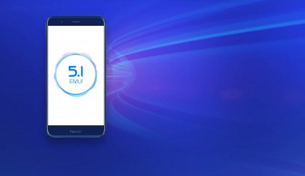 Huawei продемонстрировала новую оболочку EMUI 5.1