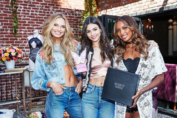 Victoria's Secret продемонстрировала «сексуальные штучки»