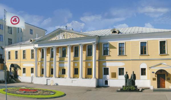 Международный центр Рерихов в Москве опечатан полицией