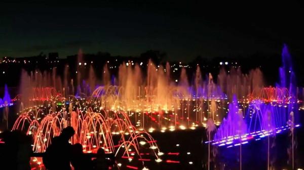 Сегодня в Москве откроется сезон фонтанов