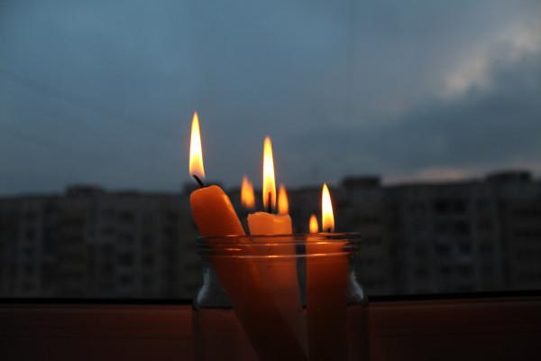 В Калуге без света остались 2 улицы