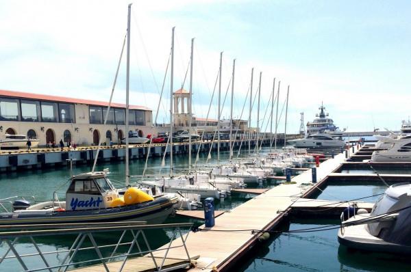 В Сочи стартовала выставка яхт
