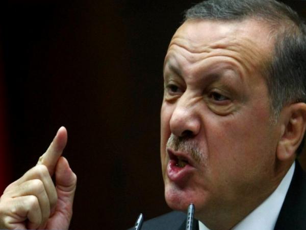 Эрдоган не исключает новых ударов по курдам в Ираке и Сирии