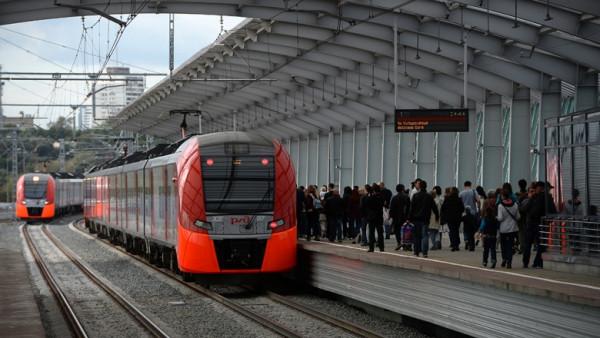 С 1 мая в Москве будет сокращен интервал между поездами МЦК
