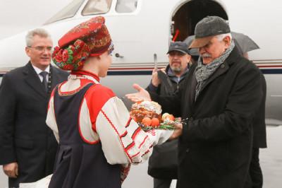 Никита Михалков привез в Пензу спектакль «Метаморфозы»