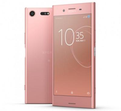 Sony представила смартфон Xperia XZ Premium в новом цвете