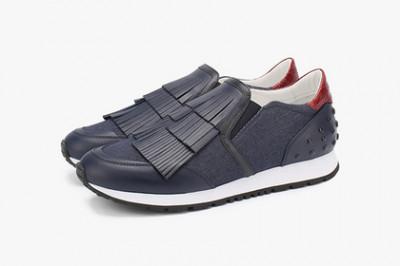 В магазины Москвы и Санкт-Петербурга поступила новая коллекция обуви Tod's