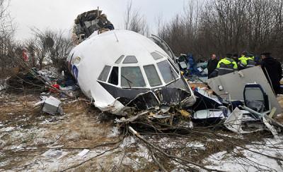 СМИ: причина крушения ТУ-154 раскрыта