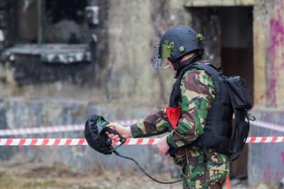 В Москве на юго-западе обнаружили снаряды времён Второй мировой войны