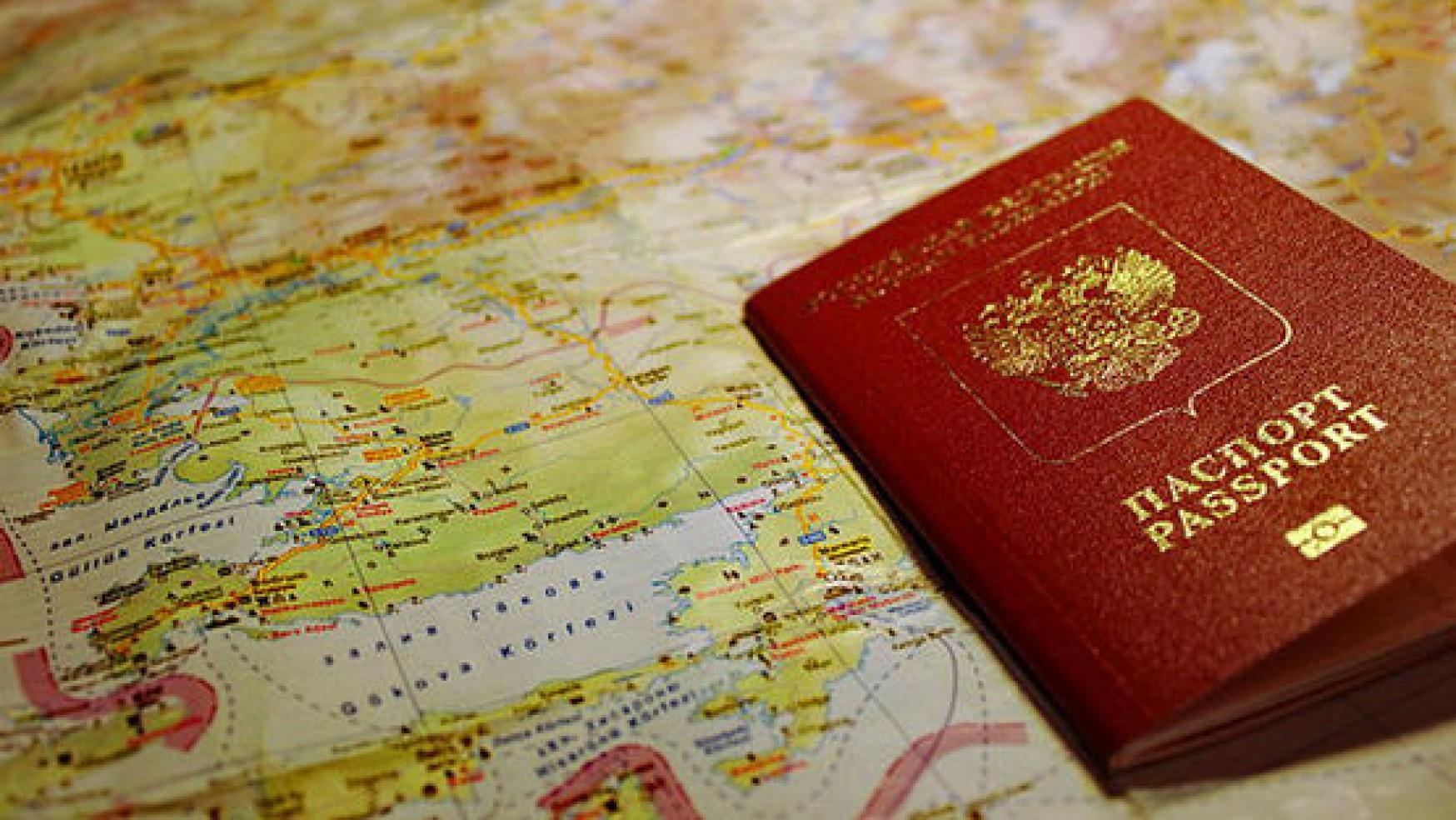 Количество выданных загранпаспортов вРФ выросло на63%