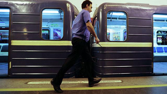 Станцию метро «Электросила» вПетербурге временно закрыли для пассажиров