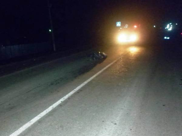 Автомобилист бросил умирать вмуках сбитую имженщину натрассе Ростовской области