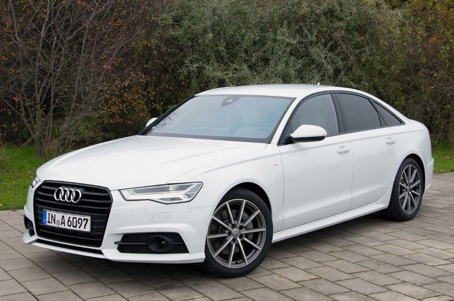 Ауди A6 стал бестселлером германской марки впервом квартале 2017 года