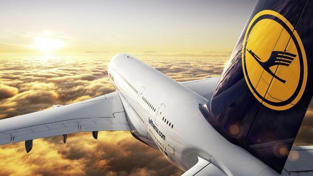 Самолет Lufthansa задымился перед взлетом ваэропорту Мюнхена
