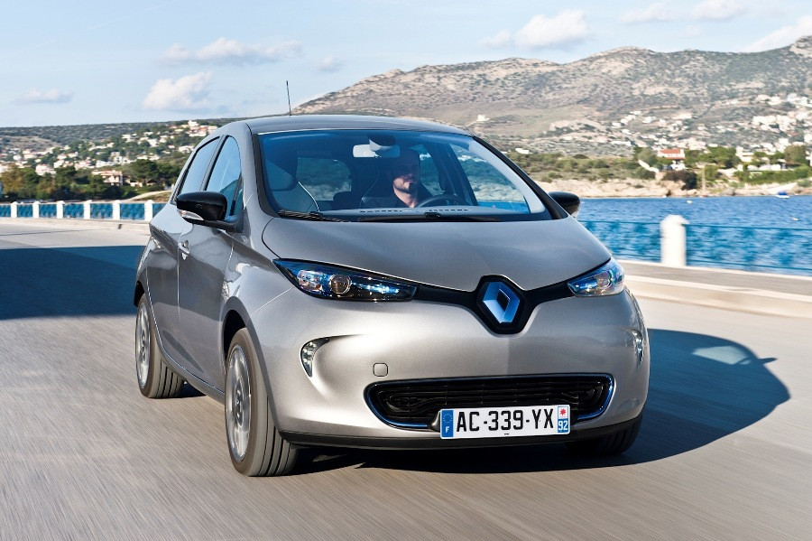 Составлен ТОП-10 самых известных электромобилей вевропейских странах