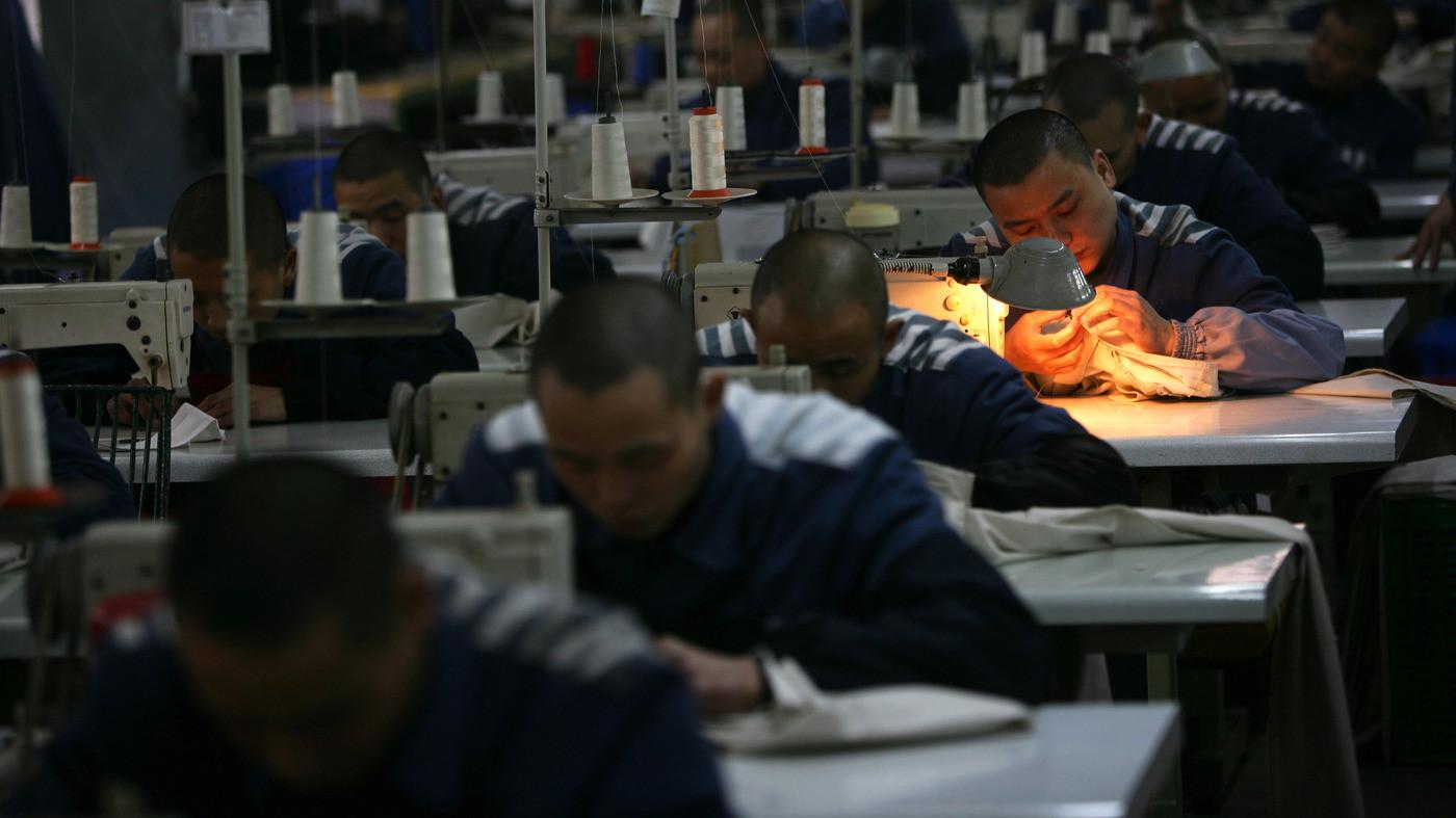 Жительница США нашла в приобретенной сумочке записку китайских заключенных