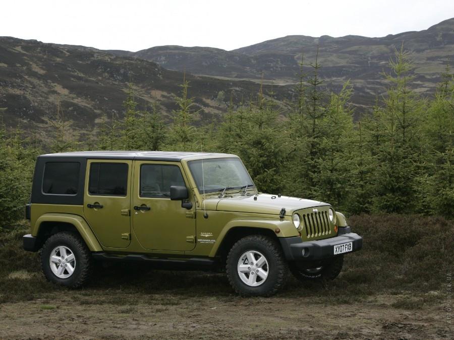 Объявлена дата выхода нового джипа Jeep Wrangler
