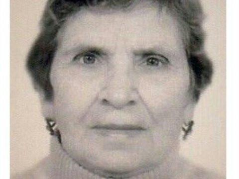 ВОктябрьском районе пропала 79-летняя Алевтина Спицина