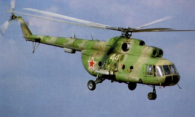 Появилось первое видео сместа жесткой посадки вертолета под Нижним Новгородом