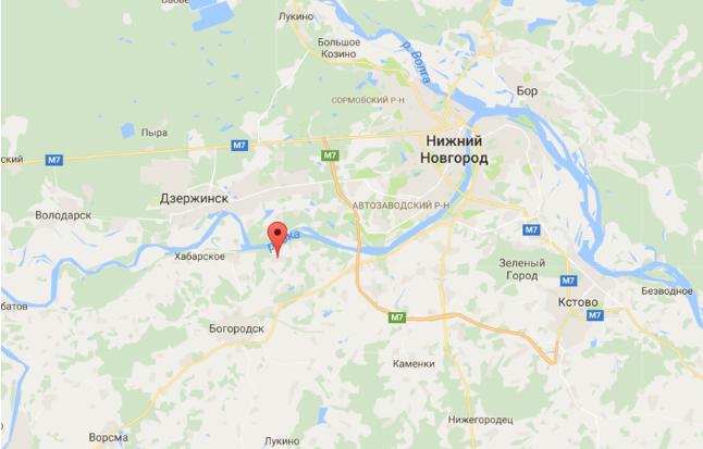 Стала известна причинаЧП слетательным прибором вНижегородской области