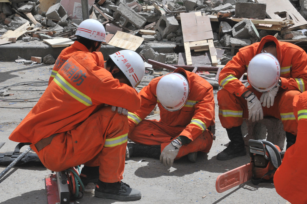 12 человек погибли при строительстве тоннеля вКитайской народной республике