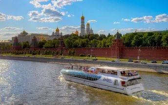 Аналитическим агентством «ТурСтат» назван ТОП-10 круизных городов России