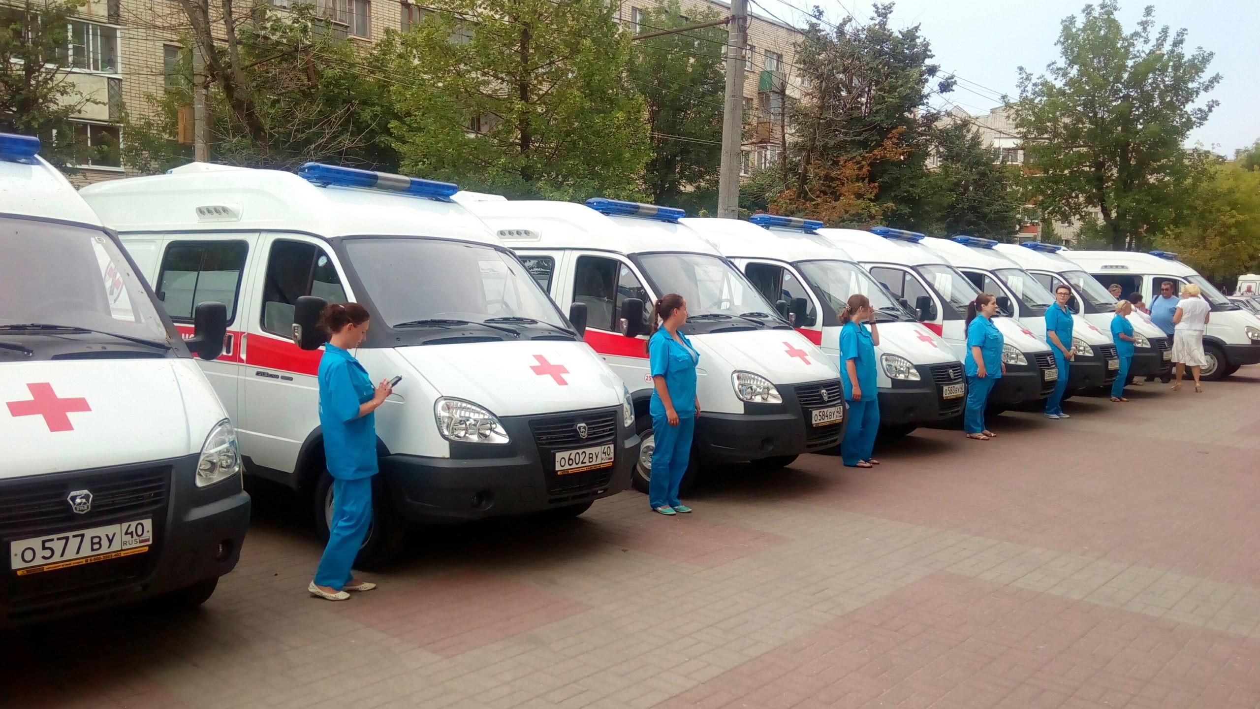 Минздрав Пермского края потратит 589 млн руб. нааренду авто скорой помощи