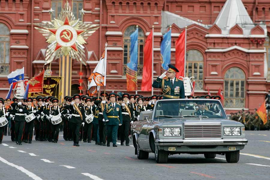 Напразднование Дня Победы в российской столице истратят 456 млн руб.