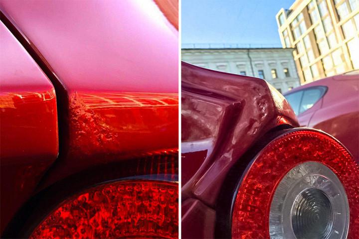 Владелец Феррари судится сдилером из-за коррозии наавтомобиле