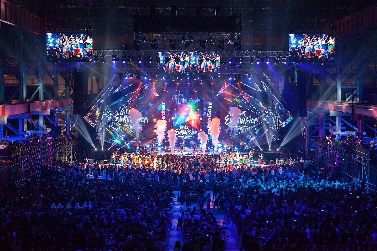 «Евровидение-2017»: билеты на 1-ый полуфинал шоу нереально упали вцене