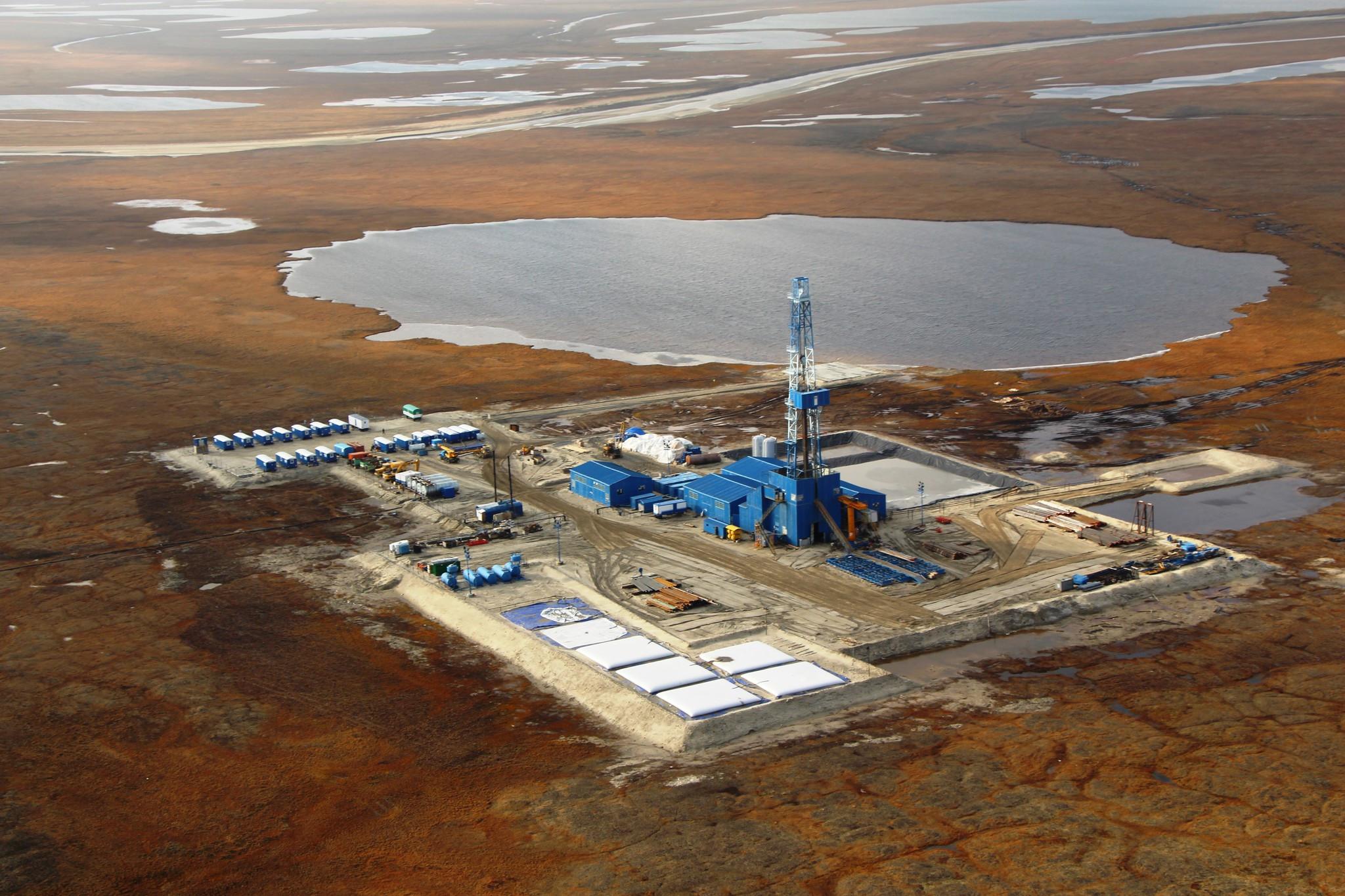 «Газпром» ищет партнера для разработки месторождений газа на Ямале