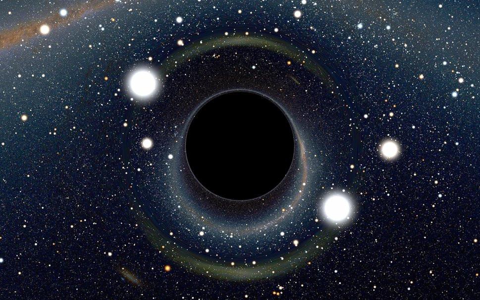 Ученые объяснили, почему вСолнечной системе непоявится черная дыра