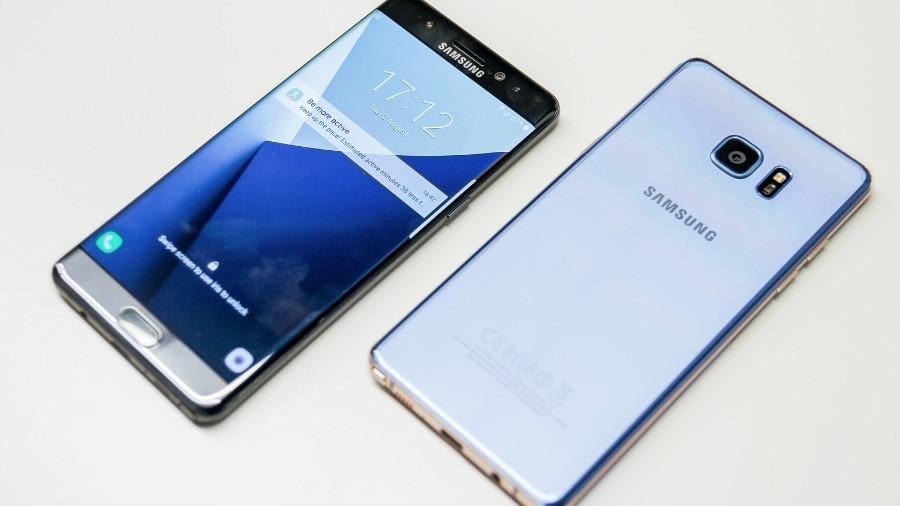 У Galaxy S8 очень хрупкие углы